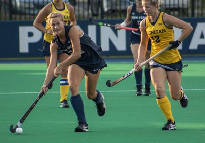 Penn State Field Hockey Wins Third Straight In Dominant Fashion Over