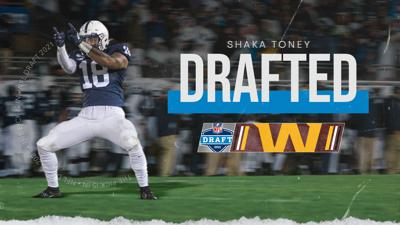 Shaka Toney Draft