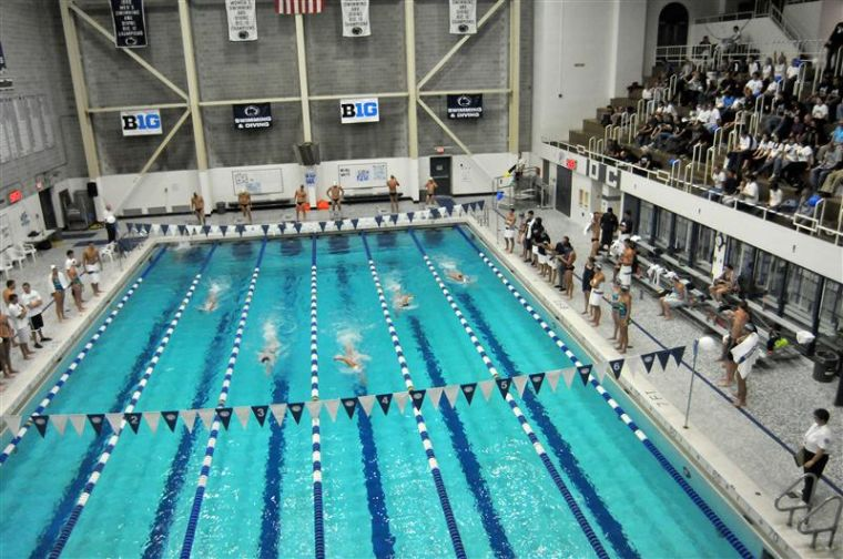 Penn State Women S Swimming Seeks Their Final Win Against Navy On Senior Day More Division I