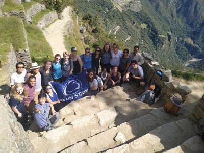 Macchu Picchu Hike CA