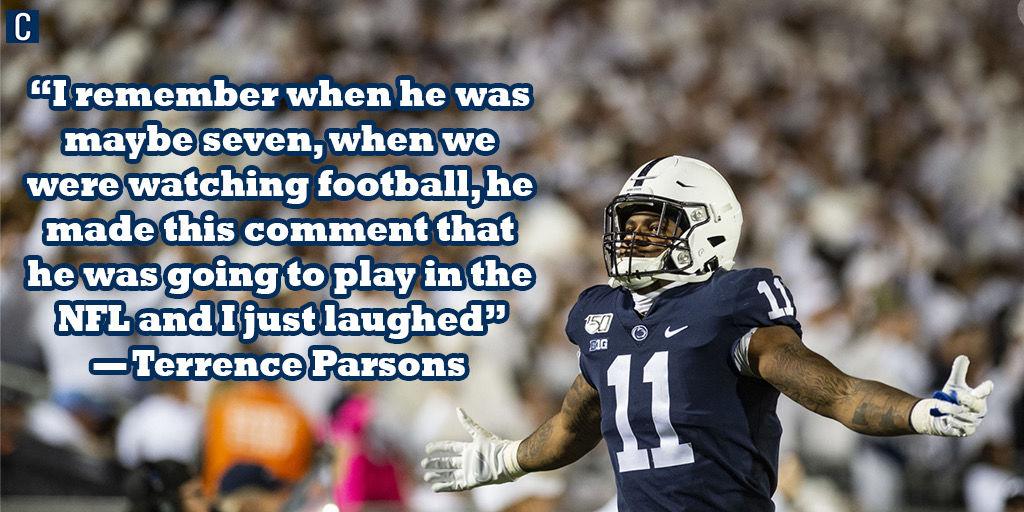 Micah Parsons quote 1