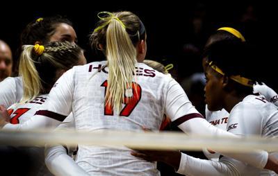 Virginia Tech Volleyball vs Florida State
