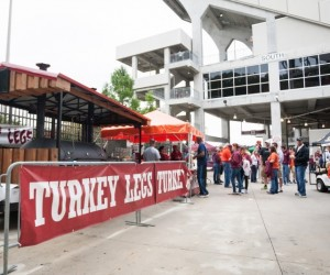 A Tasty Tradition— how turkey legs are an integral part of football games