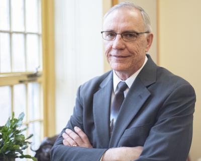 Cyril Clarke Provost