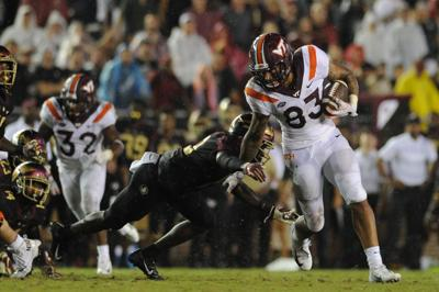 Virginia Tech vs Florida State (Football) - Eric Kumah