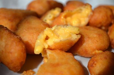TOTS Fried Mac and Cheese