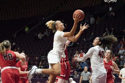 VT Women's Basketball vs. St. Francis