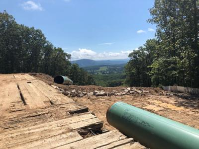 Mountain valley pipeline 1