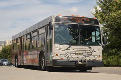 Blacksburg Transit Bus