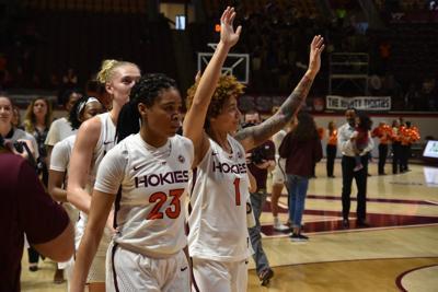 VT Women's Basketball vs. Wake Forest
