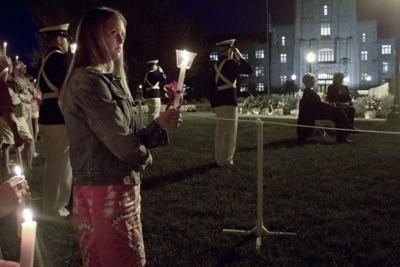 Living with the Virginia Tech shootings: Leaving a legacy, forging a family