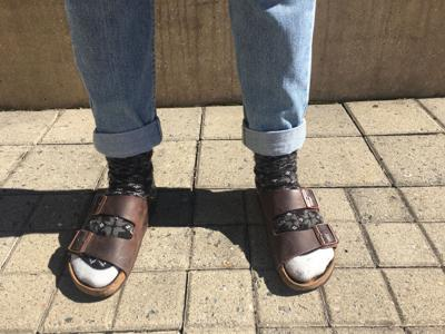 f1e85b32d04db Socks and sandals: Not just for suburban dads   Lifestyles ...