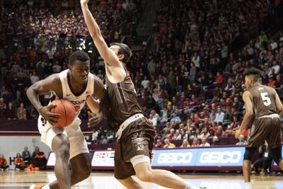 VT Men's Basketball vs Lehigh