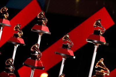 Grammy Statuettes