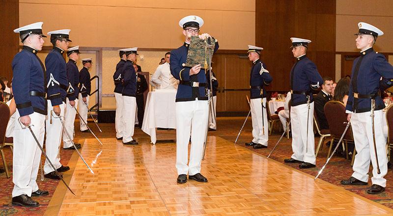 Corps celebrate with Navy and Marine Corps Birthday Ball | News