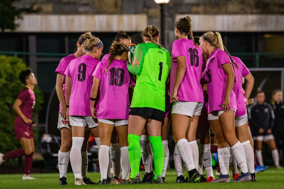 Women's Soccer vs Florida State