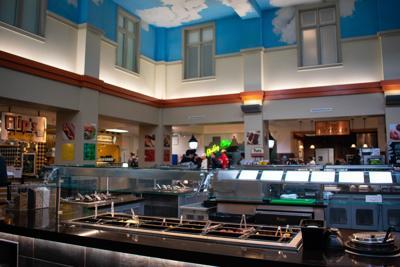 Owens Food Court