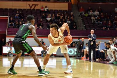 VT Men's Basketball vs. USC Upstate