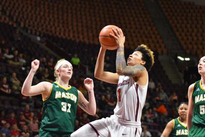 Women's Basketball vs. George Mason