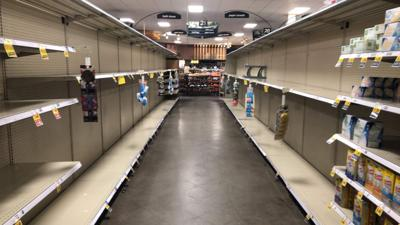 (opinions) COVID-19 Grocery Store