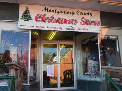 Montgomery County Christmas Store