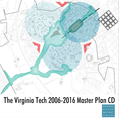 Campus Master Plan Outlines The Future Of Virginia Tech News