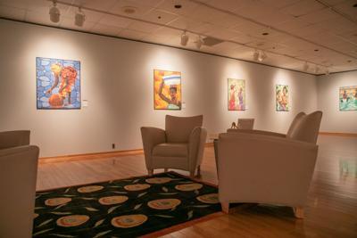 Perspective Art Gallery