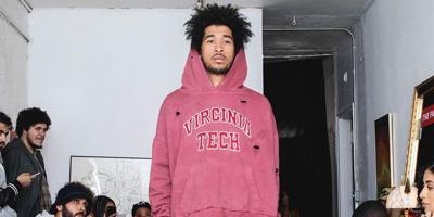 Virginia Tech fashion sweatshirt