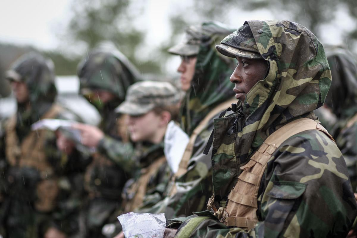 Air Force Cadets Complete Field Training Exercises