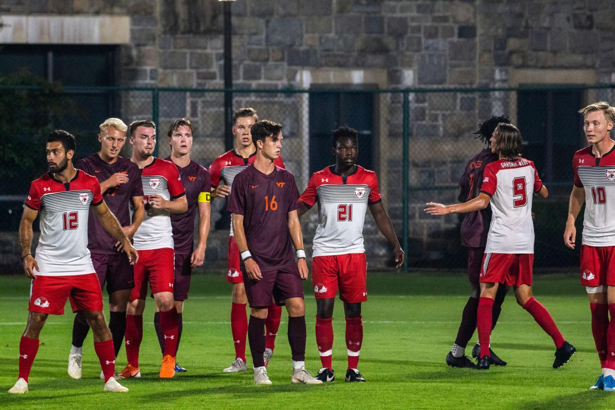 Men's Soccer vs Gardner-Webb