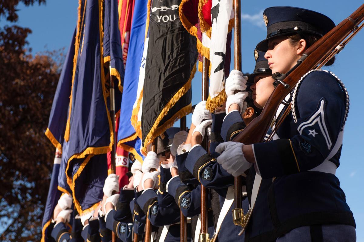 War Memorial Pylons Ceremony