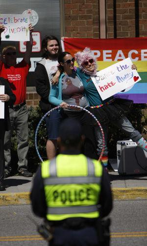 Westboro Baptist Church protests stir strong emotions | News