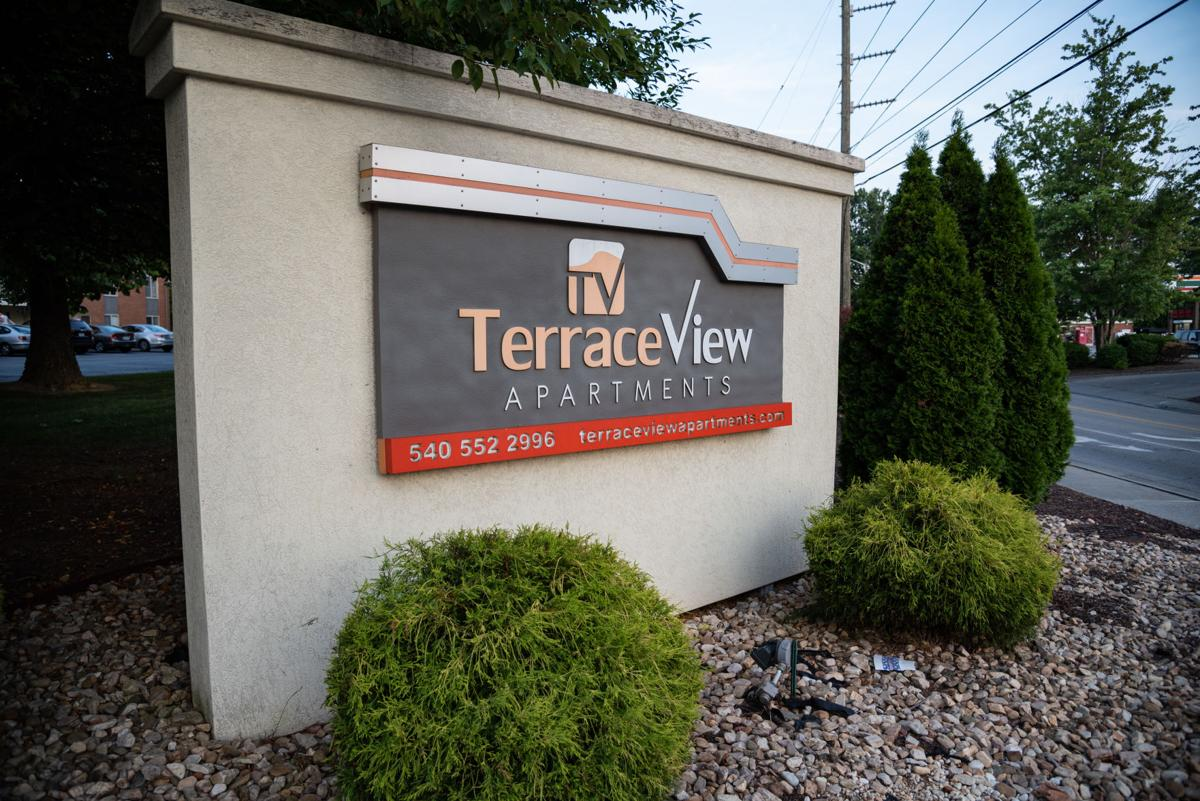 Terrace View Apartments, July 12, 2018.