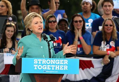 (Opinion) Hillary Clinton