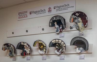 Virginia Tech Helmet Lab Develops New System For Testing Bike