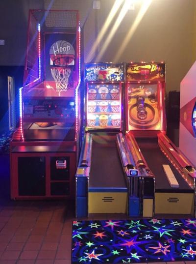 Blue Ridge Arcade