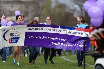 Tech's Relay for Life competes with other Virginia schools