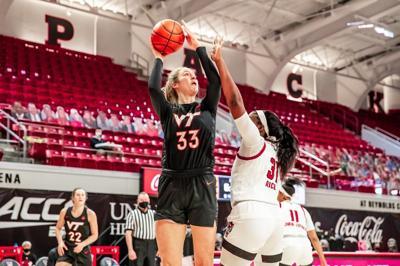 2021 Virginia Tech Women's Basketball at NC State