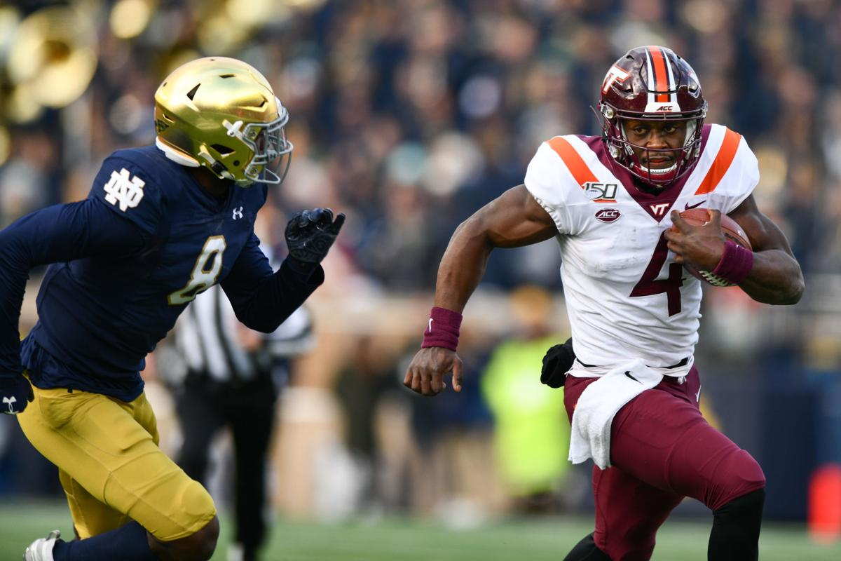 Virginia Tech vs Notre Dame