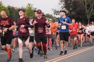 2019 Hokie Half Marathon