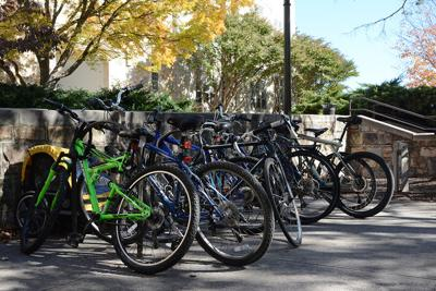 Federal Funding for Bike Parking
