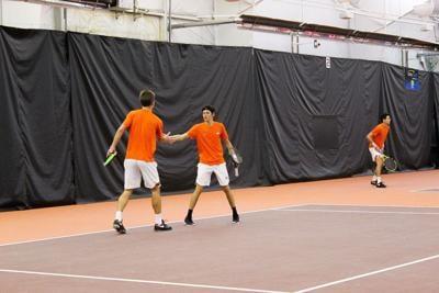 VT Men's Tennis vs. Liberty