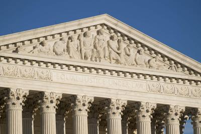 (opinions) The Supreme Court Building