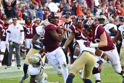 VT Football vs. Georgia Tech