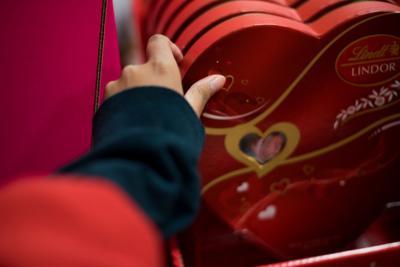 Valentines Day Photo Illustrations