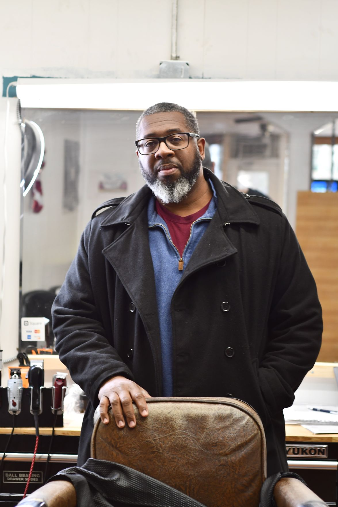Harvey's Barber Shop