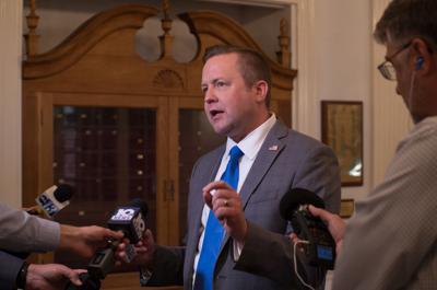 Kaine-Stewart Senate Forum - Stewart media