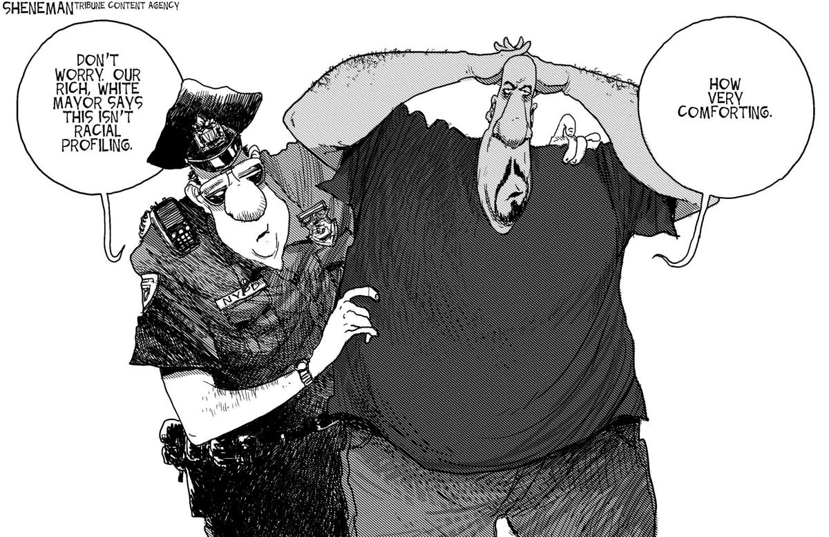 stop frisk Stop-and-frisk as implemented by the nypd violates an individual's right to  protection under the fourth and 14th amendments of the constitution.