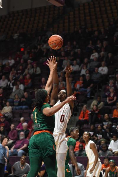 VT Women's Basketball vs. Miami