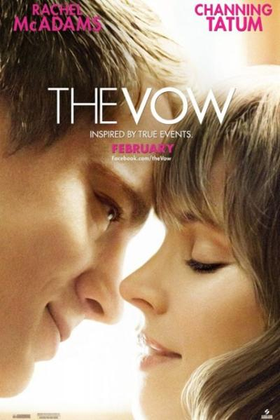The Vow' falls below bar 'The Notebook' established | Lifestyle